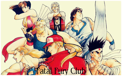 Fatal Fury ID by Fatal-Fury-Club