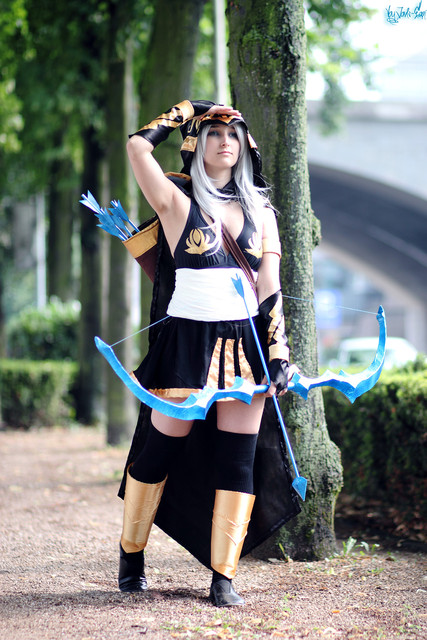League of legend cosplay