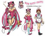 Mascot Contest: Mew Tutti Frutti