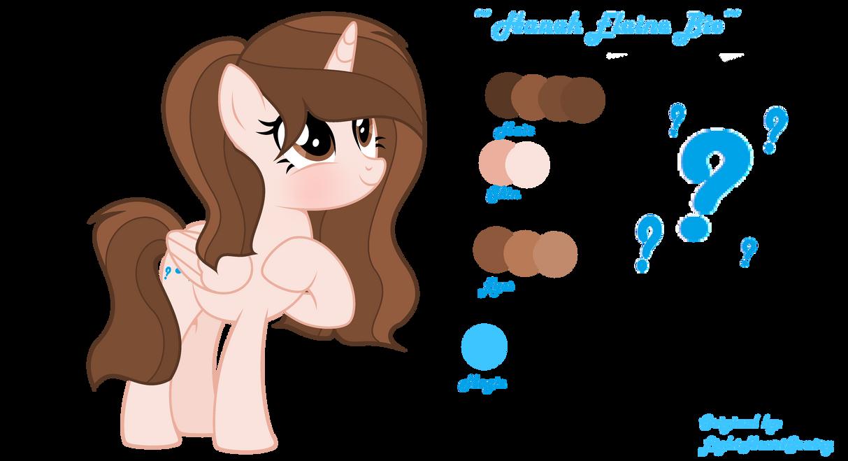 ~Hanah Elaine Bio~ (My Ponysona)