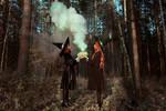 [Halloween spirit]