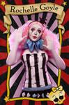 [Circus poster Rochelle - Monster High]