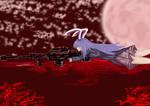 Reisen Udonge Inaba + sniper