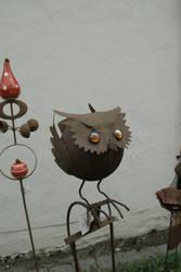 Arty Owl by MoraNox-Stock