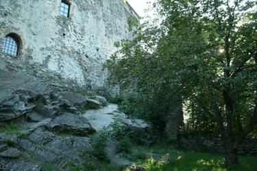 Castle 1 by MoraNox-Stock