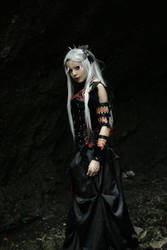 Dark Lady 2 by MoraNox-Stock