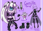 Camilla reference Sheet