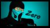 Zero liang stamp by KiryuDragoness