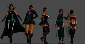 Tiru Outfits DL