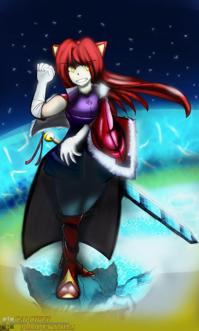 Hokami Kyou my original character by Neognome