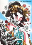 Geisha-demon