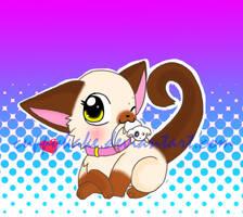 kitty kat by cuppykake