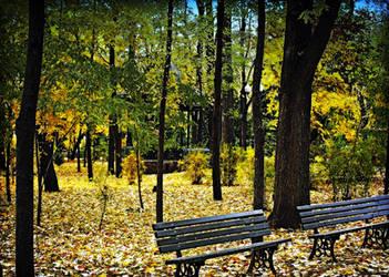 Yellow Memories 2 by 4wingStudios
