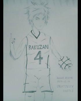 Akashi Seijiro - The Basketball Prodigy