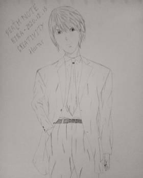 Light Yagami / Kira - Death Note