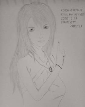 Rinoa Heartilly - Final Fantasy VIII