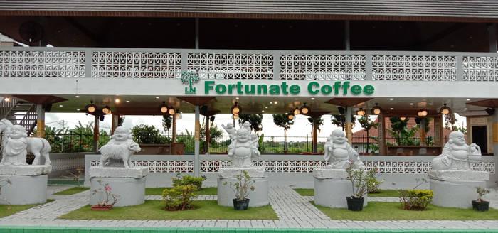 LN Fortunate Coffee - Vegan Cafe Bali