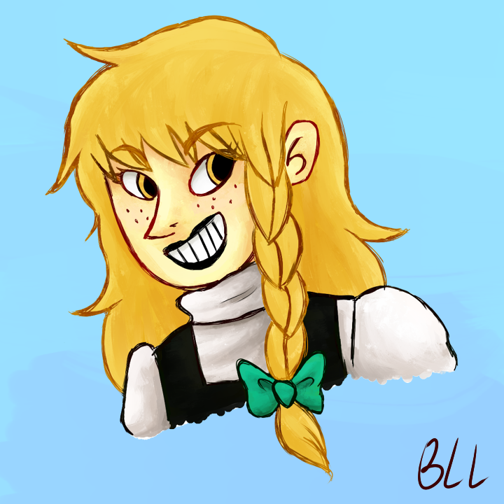Marisa by Talithecazy
