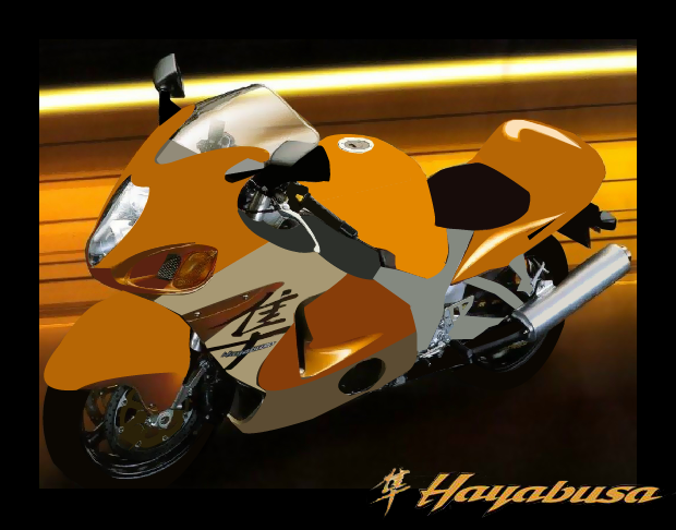 Vectorgasm Hayabusa By Adriano10 On DeviantArt