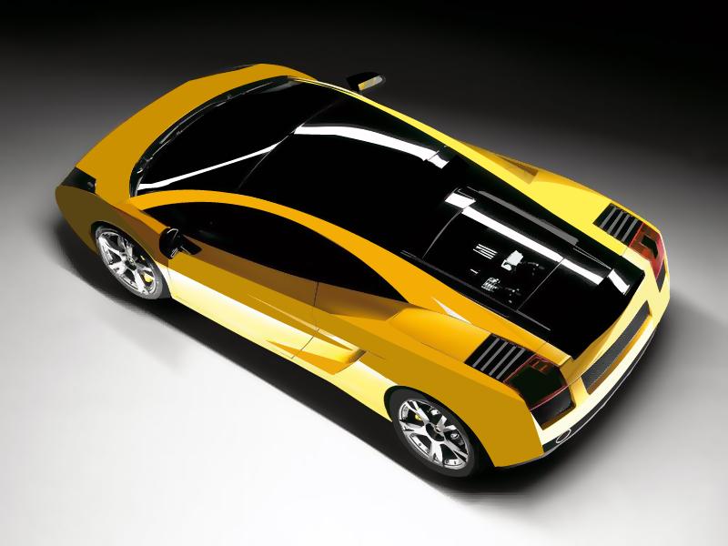 Lamborghini Gallardo by adriano10