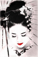 Geisha by adriano10