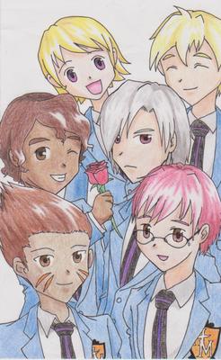 Harvest Moon Host Club