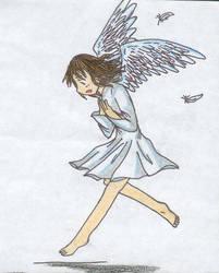 Grace Angel by xxblackandwitexx