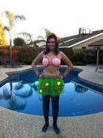 Mermaid-Halloween Costume by TaraVL