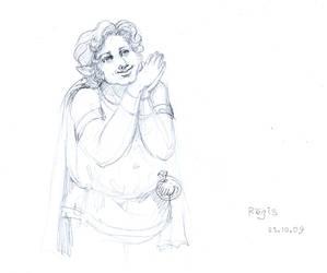 Regis by CurlyJul