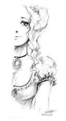 Baroque O_o by CurlyJul