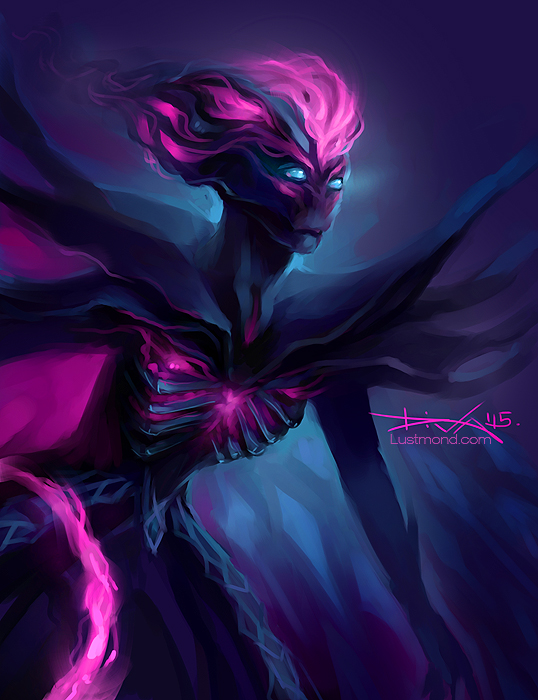 Spectre by CurlyJul