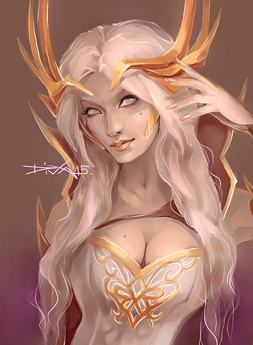 Invoker by CurlyJul