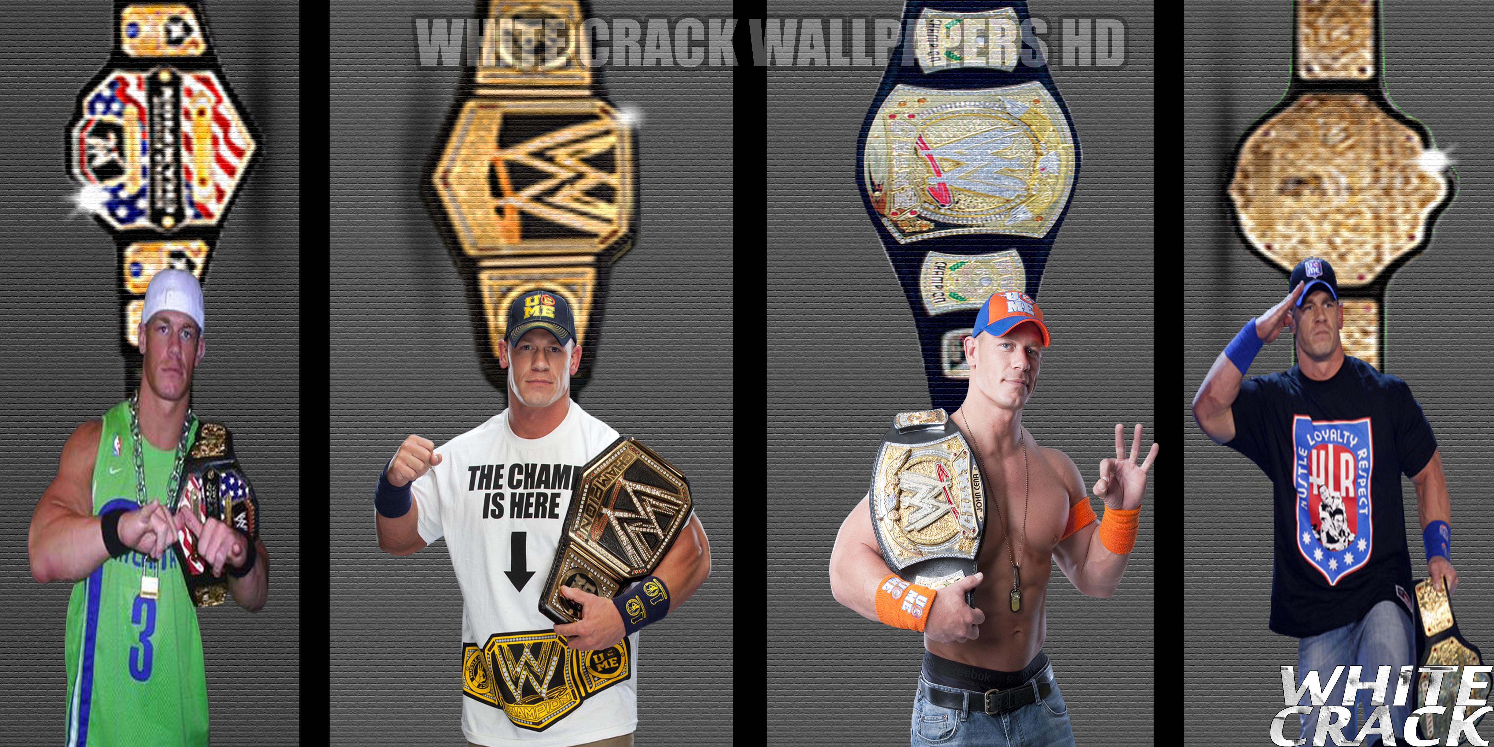 John Cena Champions By SnjMenon
