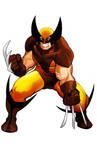 Wolverine XMvSF