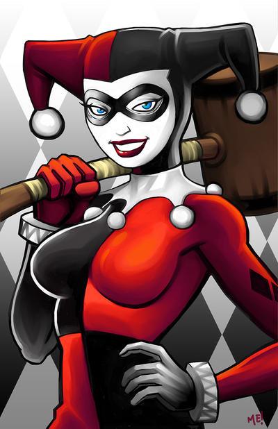 Harley Quinn by MasonEasley