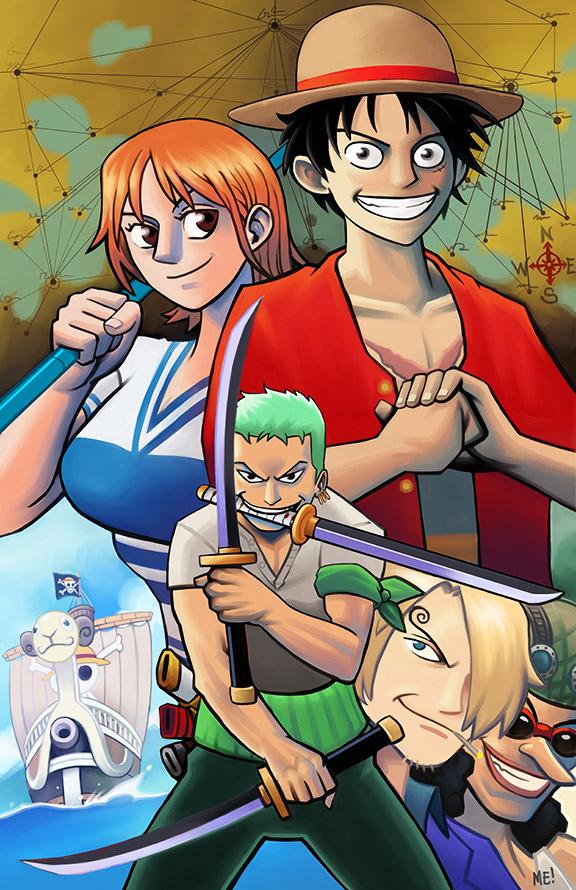 One Piece by MasonEasley