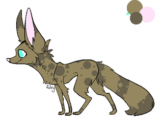 Fox Adoptable !Closed! by wibbymuffin