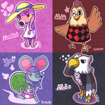 Animal Crossing Month: Days 1-4