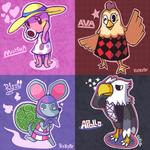 Animal Crossing Month: Days 1-4