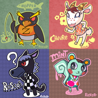 Animal Crossing Month: Days 5-8 by Rickz0r