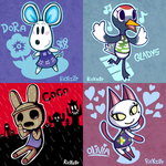 Animal Crossing Month: Days 13-16