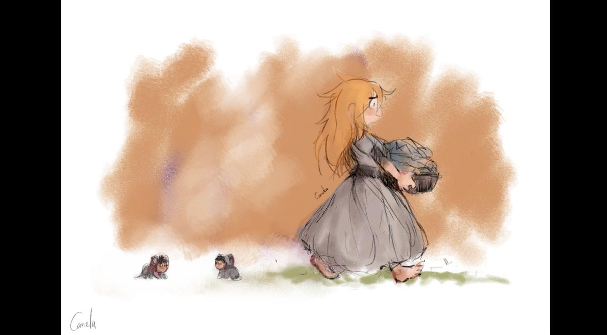 Kara princesa by Canelayotrasespecias
