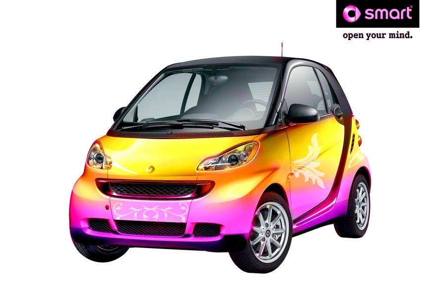 Smart Car Contest by vanityguilt