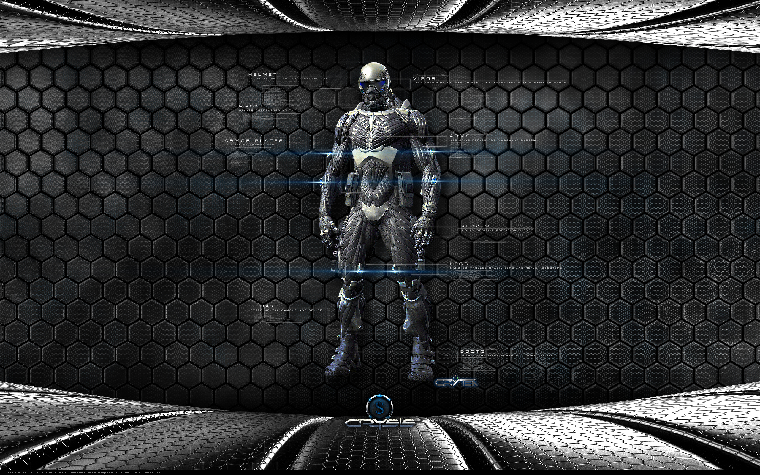 Crysis Wallpaper 13 Pack By 2sic On DeviantArt