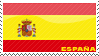 """Spain Flag"" Stamp by penaf"