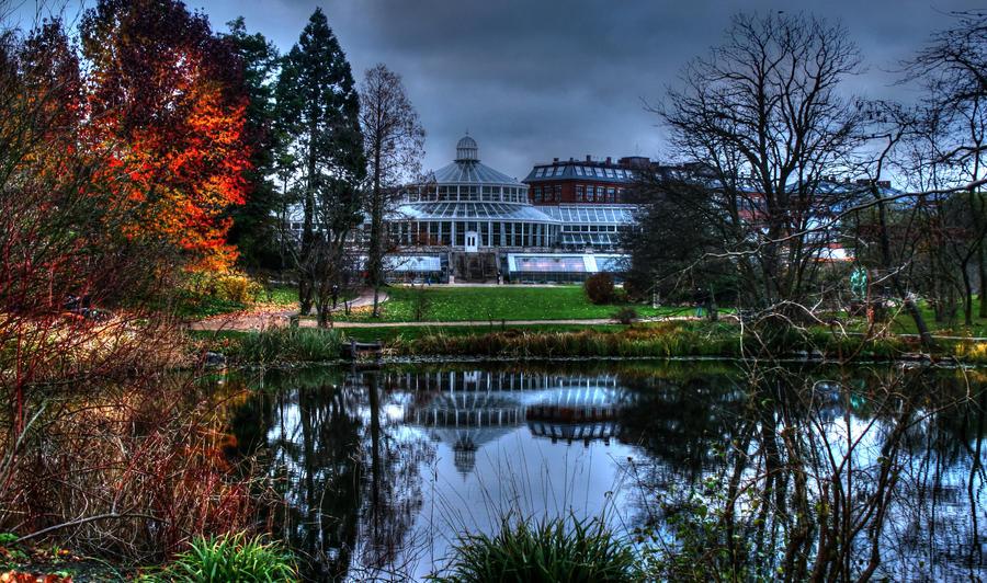 Copenhagen Botanical Garden by MartinSar