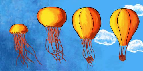 JellyBalloon Metamorphosis