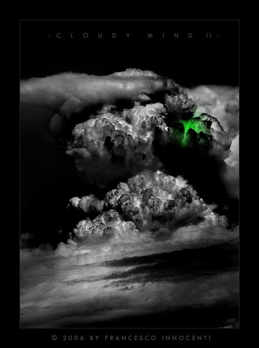 Cloudy Mind II by Triagon