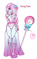 +AUCTION+ Bottle Babe Adopt CLOSED by xHopel