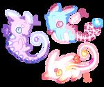 +SET PRICE+ Pearl Dragon Batch Adopt 0/3 CLOSED